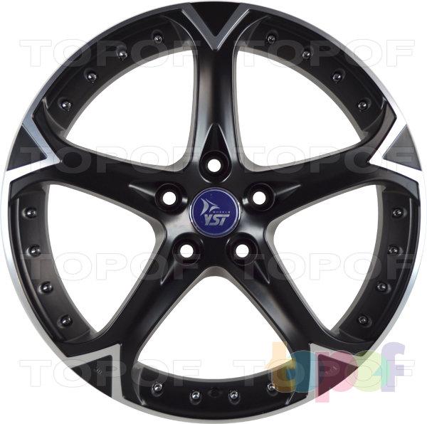 Колесные диски YST x15. Изображение модели #2