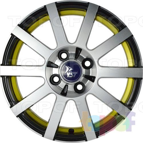 Колесные диски YST x16. Изображение модели #1