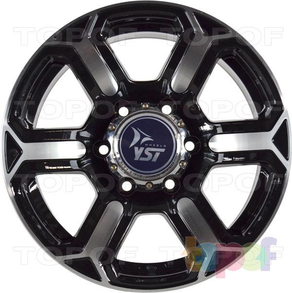 Колесные диски YST x2