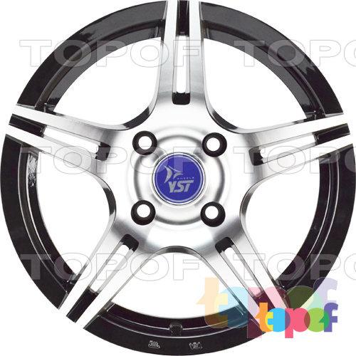 Колесные диски YST x4. BKF\
