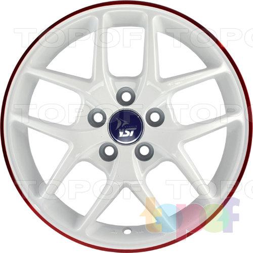 Колесные диски YST x8. Цвет WRS