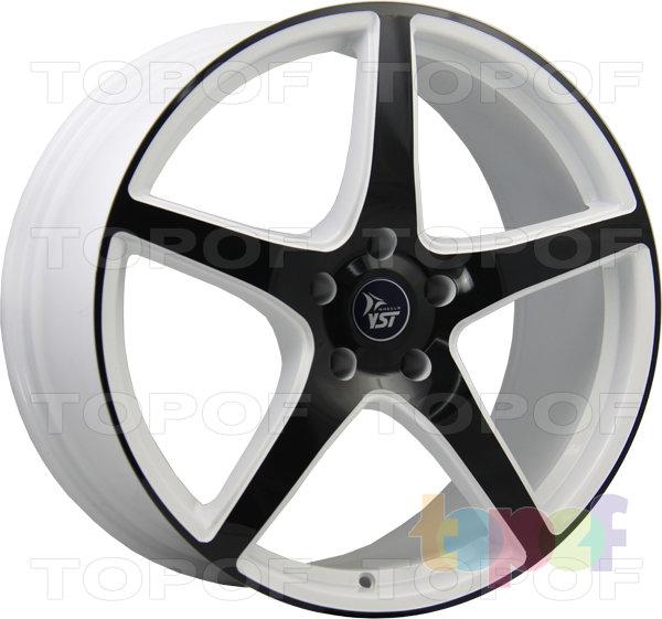 Колесные диски YST x9. Изображение модели #1