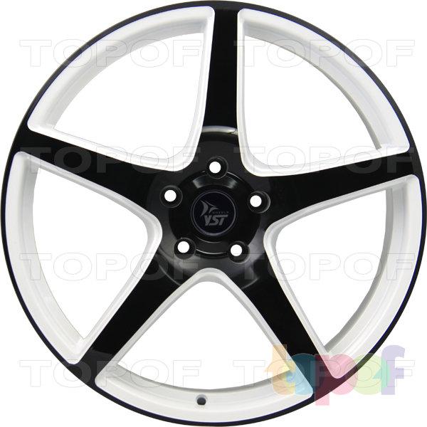 Колесные диски YST x9. Изображение модели #2