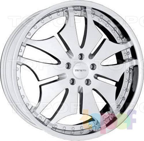 Колесные диски Zenetti Prevail. Изображение модели #1