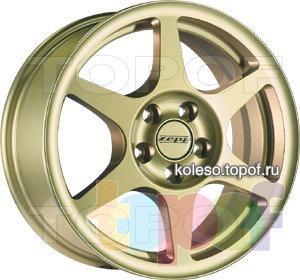 Колесные диски Zepp Boxer. Изображение модели #1