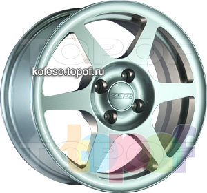 Колесные диски Zepp Boxer. Изображение модели #2