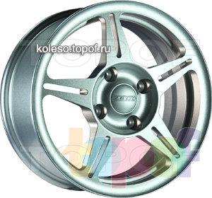Колесные диски Zepp Carrera II. Изображение модели #1