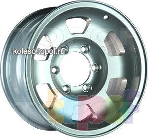 Колесные диски Zepp Grand. Изображение модели #1