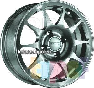 Колесные диски Zepp Harmonia. Изображение модели #1