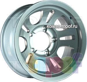 Колесные диски Zepp Hunter. Изображение модели #1