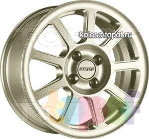 Колесные диски Zepp Le Mans. Изображение модели #1