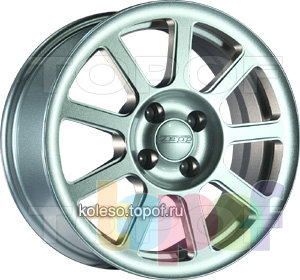 Колесные диски Zepp Le Mans. Изображение модели #2