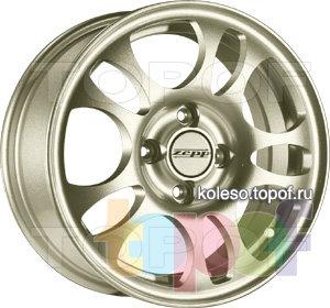 Колесные диски Zepp Phaeton. Изображение модели #1