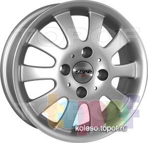 Колесные диски Zepp Royal Road Briz. Изображение модели #1