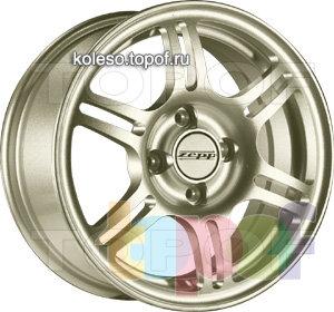 Колесные диски Zepp Royal Road Carrera. Изображение модели #1