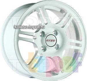 Колесные диски Zepp Royal Road Carrera. Изображение модели #2
