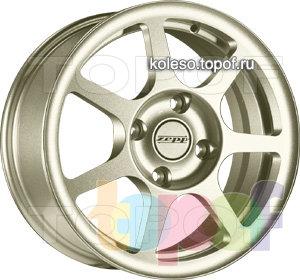 Колесные диски Zepp Royal Road Daytona. Изображение модели #1
