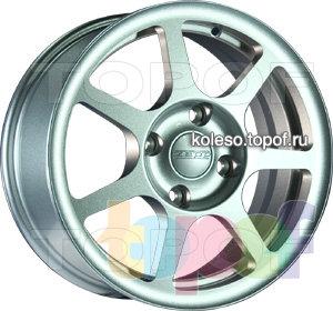 Колесные диски Zepp Royal Road Daytona. Изображение модели #2