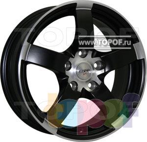 Колесные диски Zepp Royal Road Falcon. Изображение модели #1
