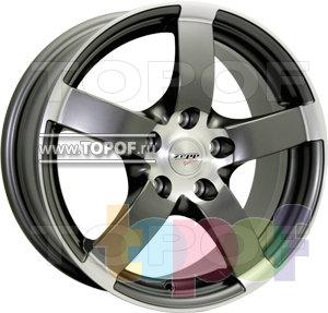 Колесные диски Zepp Royal Road Falcon. Изображение модели #2