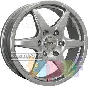 Колесные диски Zepp Royal Road G.Starr. Изображение модели #2