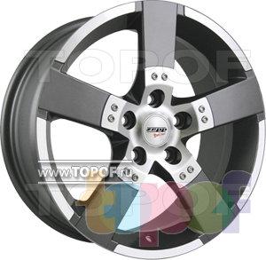 Колесные диски Zepp Royal Road Gallardo. Изображение модели #1