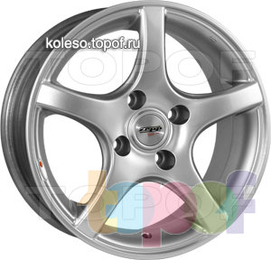 Колесные диски Zepp Royal Road GTI