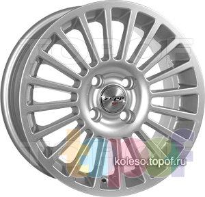 Колесные диски Zepp Royal Road Imola. Изображение модели #1