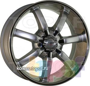 Колесные диски Zepp Royal Road Imperial. Изображение модели #1