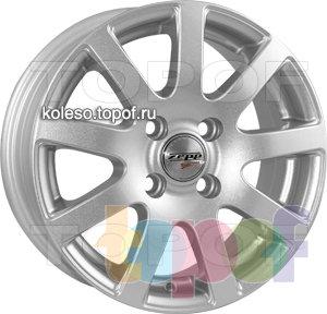 Колесные диски Zepp Royal Road Maranello. Изображение модели #1