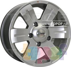 Колесные диски Zepp Royal Road Modus. Изображение модели #1