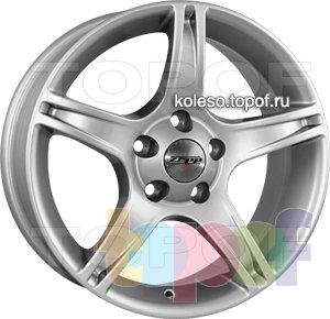 Колесные диски Zepp Royal Road Stinger. Изображение модели #1
