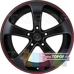 Колесные диски Zepp Royal Road Storm. Изображение модели #2