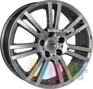 Колесные диски Zepp Royal Road Vortex. Изображение модели #1