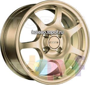 Колесные диски Zepp Tiger 14. Изображение модели #1