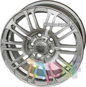 Колесные диски Zepp Triumph. Изображение модели #1