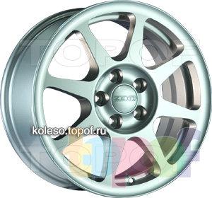 Колесные диски Zepp Turismo. Изображение модели #2