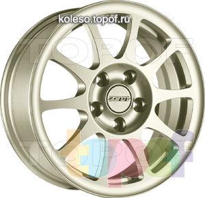 Колесные диски Zepp Twister. Изображение модели #1