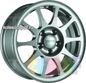 Колесные диски Zepp Twister. Изображение модели #2