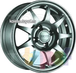 Колесные диски Zepp Zip. Изображение модели #1