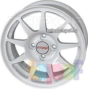 Колесные диски Zepp Zip. Изображение модели #2