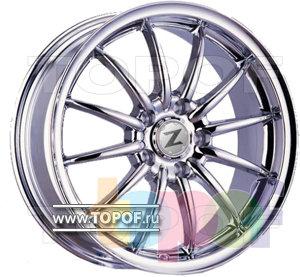 Колесные диски Zormer F180. Изображение модели #1