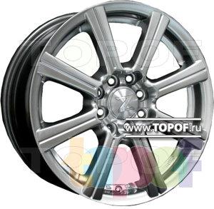 Колесные диски Zormer F267. Изображение модели #1
