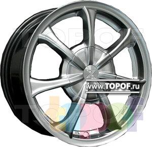 Колесные диски Zormer S178. Изображение модели #1
