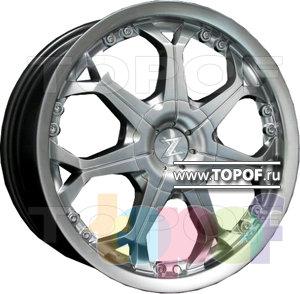 Колесные диски Zormer S269. Изображение модели #1