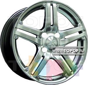 Колесные диски Zormer SE86. Изображение модели #1