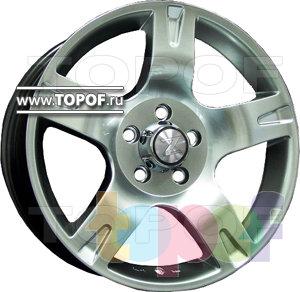 Колесные диски Zormer SE93. Изображение модели #1