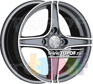 Колесные диски Zormer SF10. Изображение модели #1