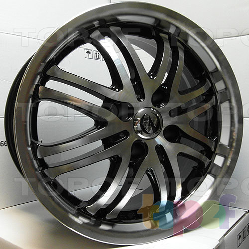 Колесные диски Zumbo 168