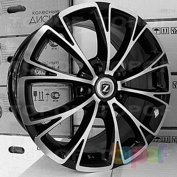 Колесные диски Zumbo 470. Изображение модели #1